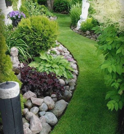 rocks for the garden small space rock garden ideas