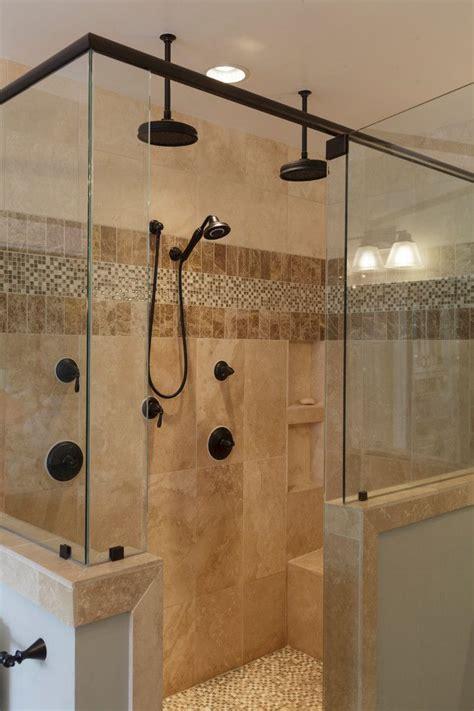 Custom Bathroom Ideas by Best 25 Custom Shower Ideas On Bathrooms