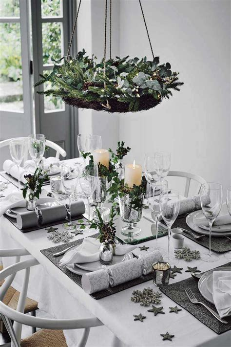 Lights For Home Decoration find your christmas dinner table setting inspiration