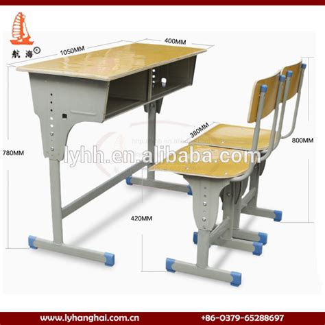 student desk dimensions cheap furniture dubai standard size student table school