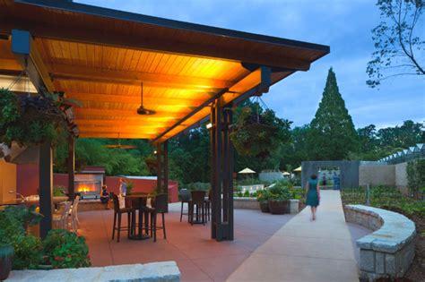 outdoor kitchen gardens atlanta botanical garden s edible garden outdoor kitchen