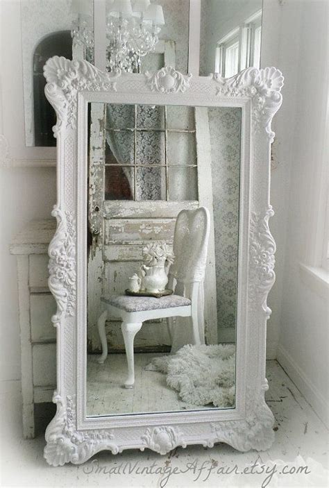 large shabby chic mirror white best 25 mirrors ideas on room goals