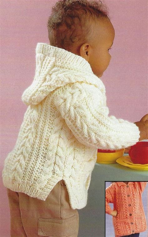 baby aran knitting patterns uk baby aran knitting pattern jacket with design boys