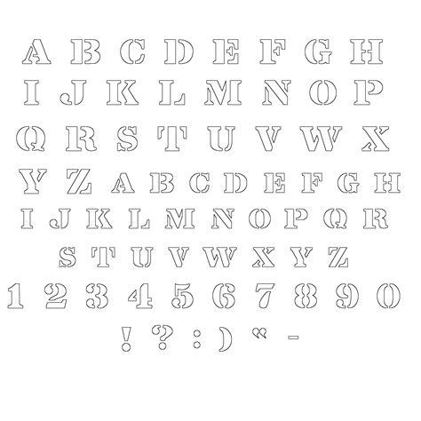 spray paint stencil letters font stencil font stencil