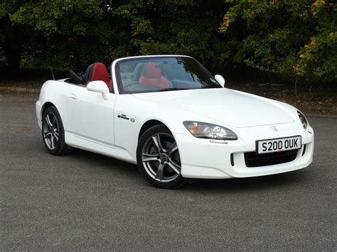 Honda S2000 by Honda S2000 Roadster 1999 2009 Driving Performance