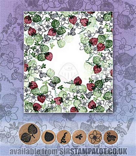 rubber st tapestry uk rubber st tapestry auntie s strawberry garden set