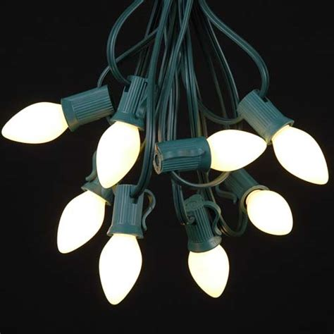 white light strings outdoor string lights with white wire style pixelmari