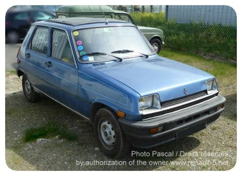 Renault Parts Usa by Your Renault Le Car And R5 All About Renault 5