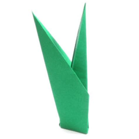 origami with stem how to make origami paper flower stem