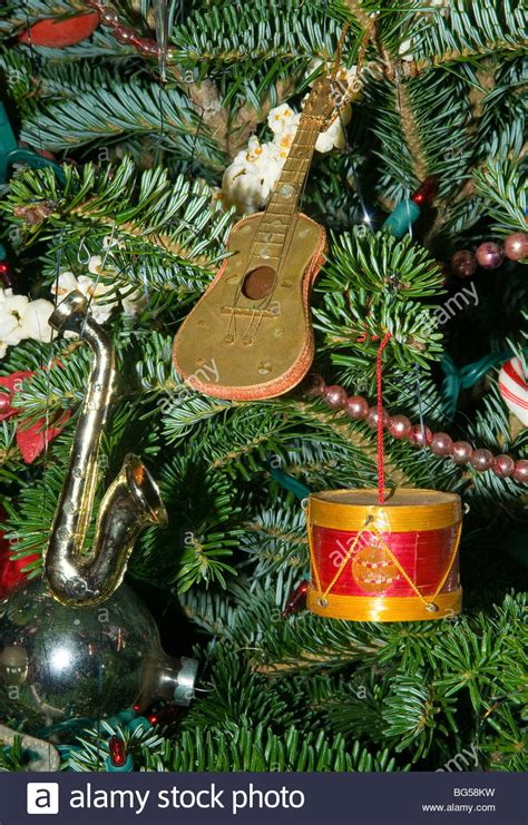 musical instrument tree ornaments musical instrument tree ornaments guitar drum