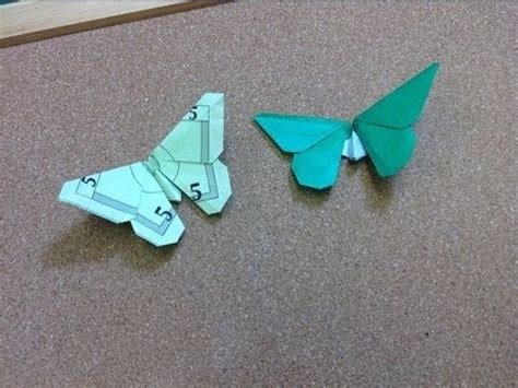 origami butterfly money money origami origami butterfly and origami on
