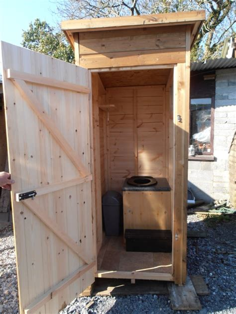 Eco Toilet Dimensions by Eco Waterless Compost Toilet