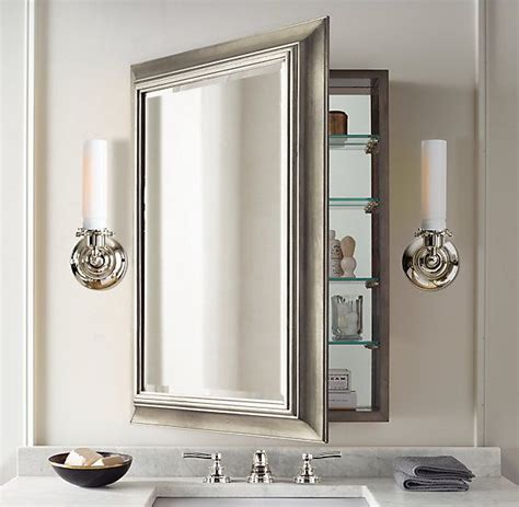 bathroom vanity mirrors with medicine cabinet best 25 bathroom mirror cabinet ideas on