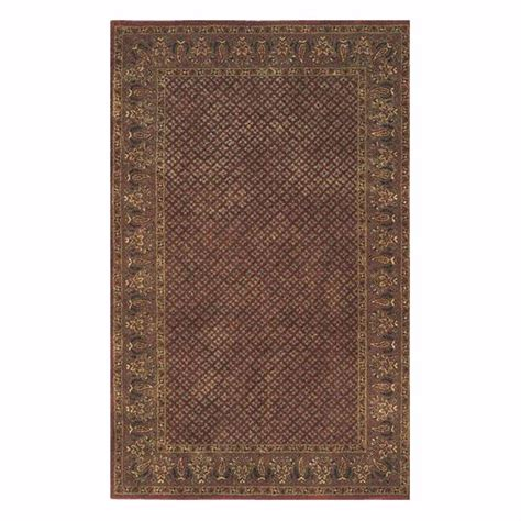home decorators area rugs home decorators collection lichi rust 8 ft x 11 ft area