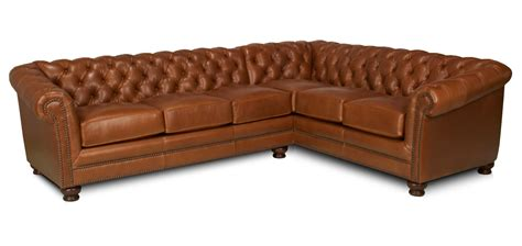 leather sectional living room furniture furniture glamorous leather chesterfield sectional for