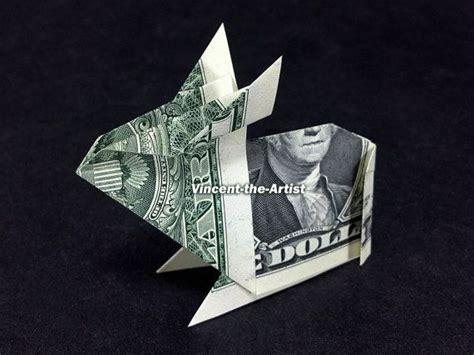 dollar bill origami animals rabbit dollar origami money dollar origami