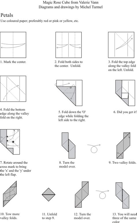 how to make origami cube step by step origami origami cube tutorial how to make an origami