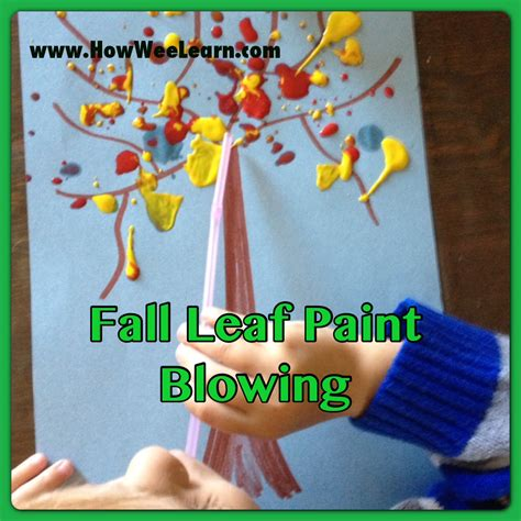 crafts for with paint crafts for paint blowing how wee learn