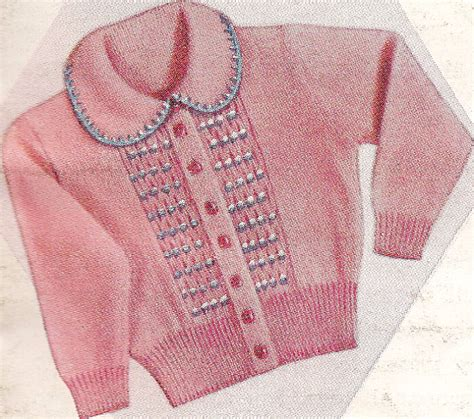 toddler sweaters to knit knitting pattern knitted baby toddler sweater smocking ebay