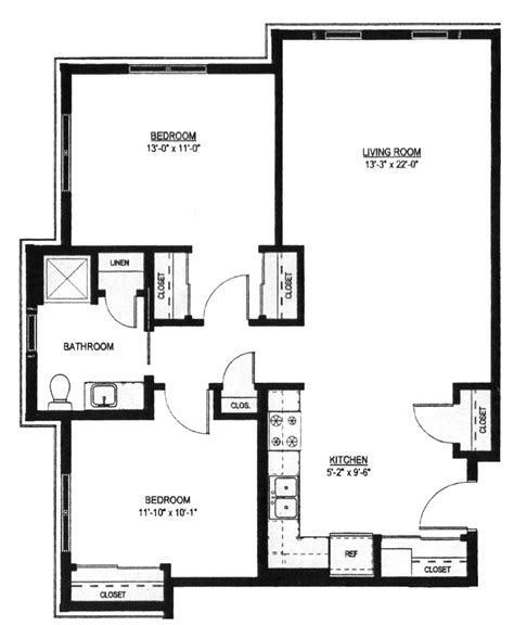 one bedroom one bath house plans 28 images floor plan