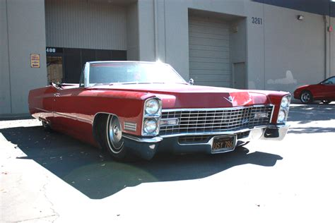 67 Cadillac Convertible by Bc Fabrication More Of The 67 Cadillac