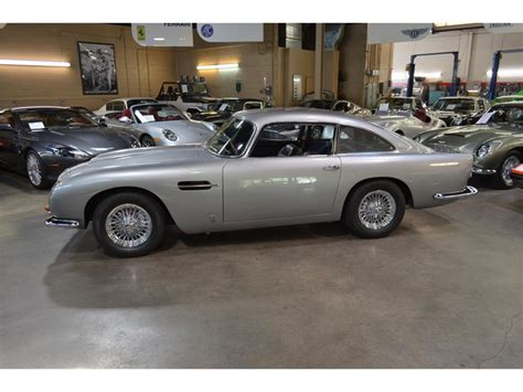 1965 Aston Martin Db5 For Sale by 1965 Aston Martin Db5 For Sale Classiccars Cc 1096208