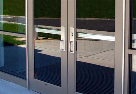 panic hardware for glass doors arkansas door door repair commercial hardware sliding