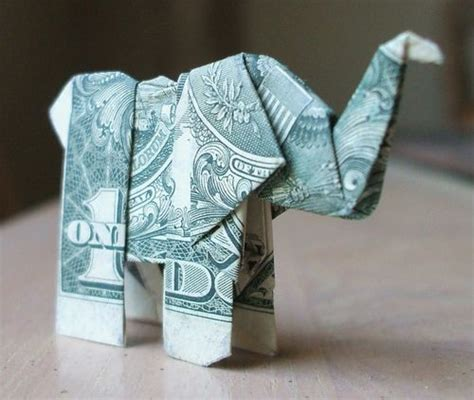 dollar bill origami beautiful origami made of dollars by won park noupe