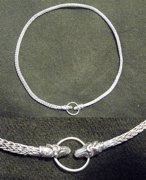 viking knit chain viking knit chain by aranglinn on deviantart