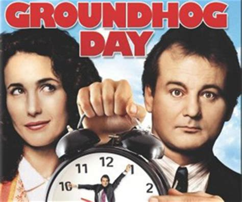 groundhog day last day rambling about the cubs and groundhog day