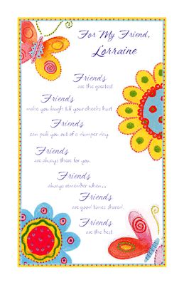 make a greeting card free printable friends are the best greeting card everyday friend