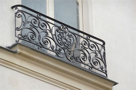 garde corps balcons en fer forge re escalier en fer forge ferronnerie d