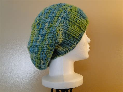pattern for knitted slouch hat search results for easy knitted slouchy hat pattern