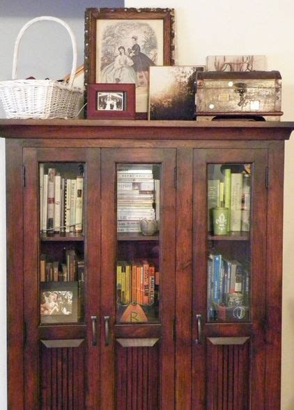 17 best images about top of cabinets china cabinet on