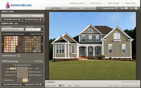 paint colors exterior house simulator exterior color visualizer neiltortorella