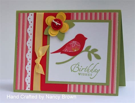 handmade to make birthday card create easy how to make birthday cards