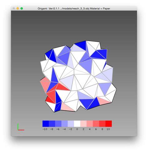 rigid origami rigid origami folder