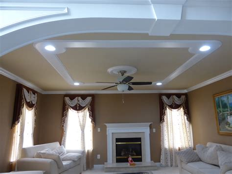 from ceiling ceiling design for modern minimalist home interior design