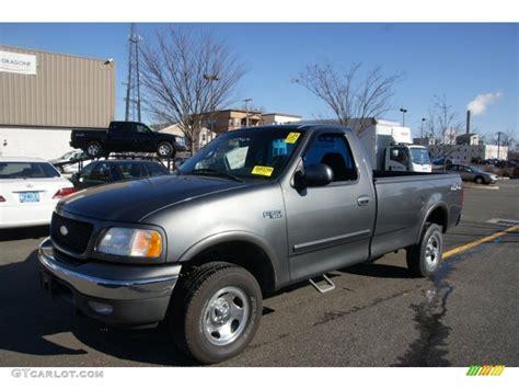 2002 Ford F150 Xl by 2002 Shadow Grey Metallic Ford F150 Xl Regular Cab