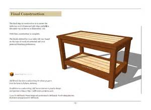 coffee table blueprints build simple coffee table plans diy pdf show box