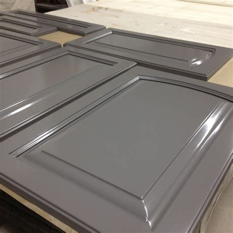 benjamin cabinet paint spray painted kitchen cabinets done in ben overcoat
