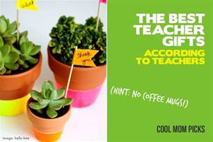 gifts teachers the best gift ideas all gathered from actual teachers