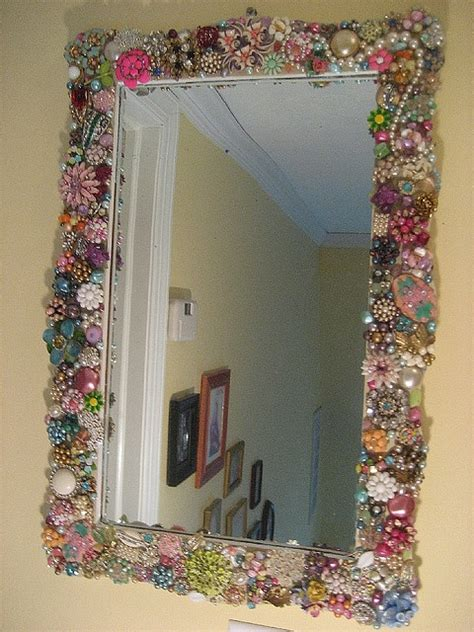 mirror craft projects 10 creative mirror frame ideas diy