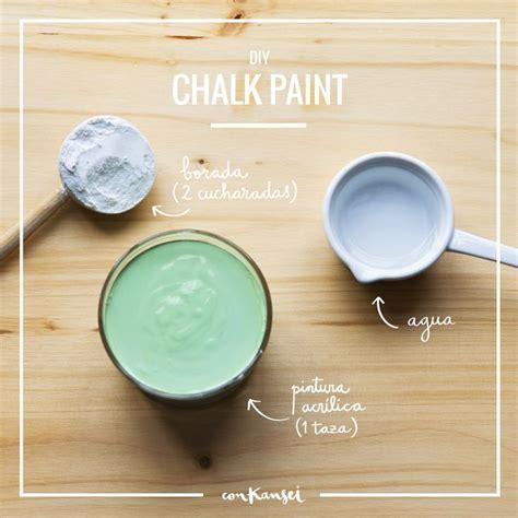 como hacer chalk paint para muebles m 225 s de 1000 ideas sobre muebles pintados en
