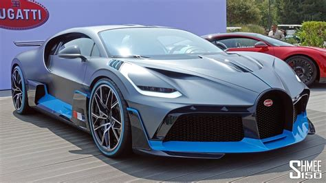 New Bugati by Check Out The New Bugatti Divo Look