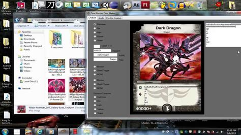 card downloads duel masters world duel masters card maker free