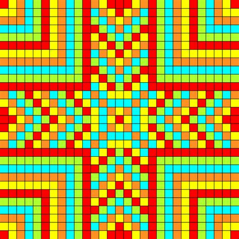 perler bead patterns easy cool perler bead patterns patterns kid
