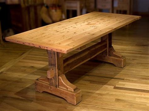 dining table plans woodworking free rustic dining table plans this is the one i will be
