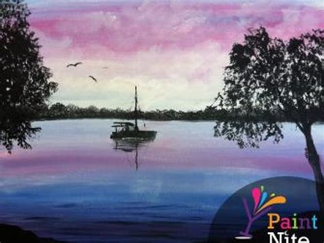 paint nite nyc paint nite at island maritime museum sayville ny