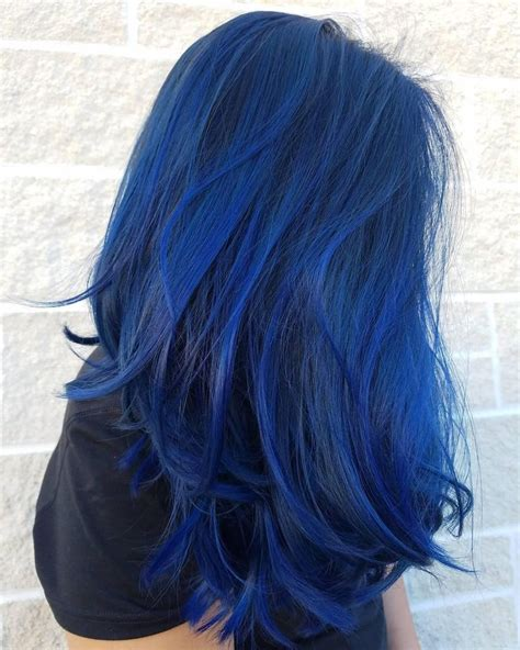 blue hair 25 best ideas about blue hair on blue ombre